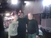 Legendary drummer Harvey Mason and Katka Hedervari